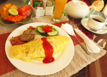 Omurice Breakfast